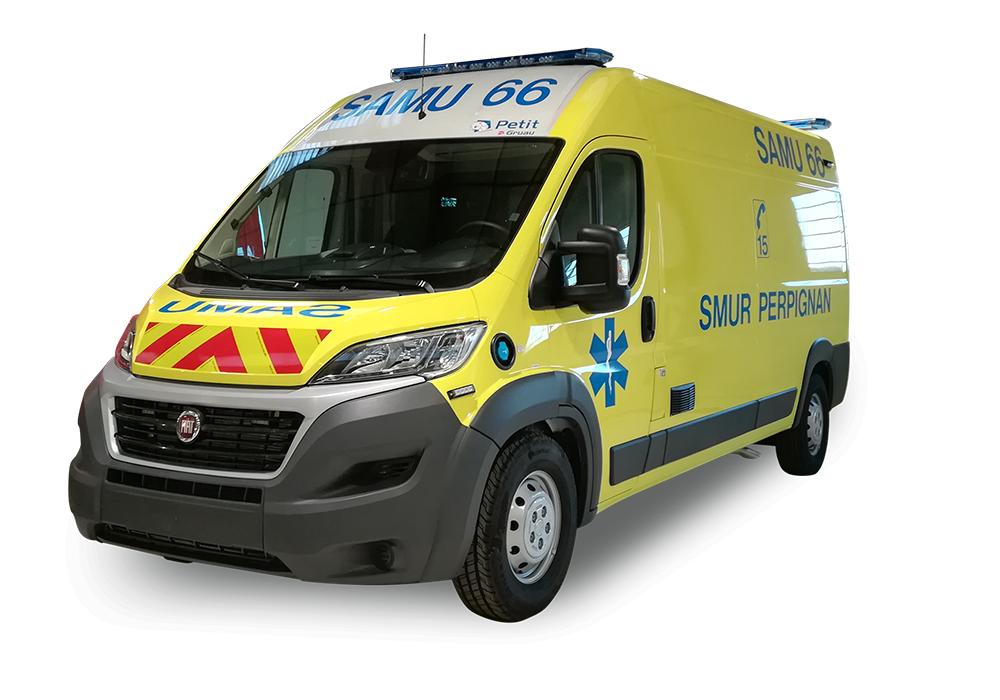 Ambulances de type C