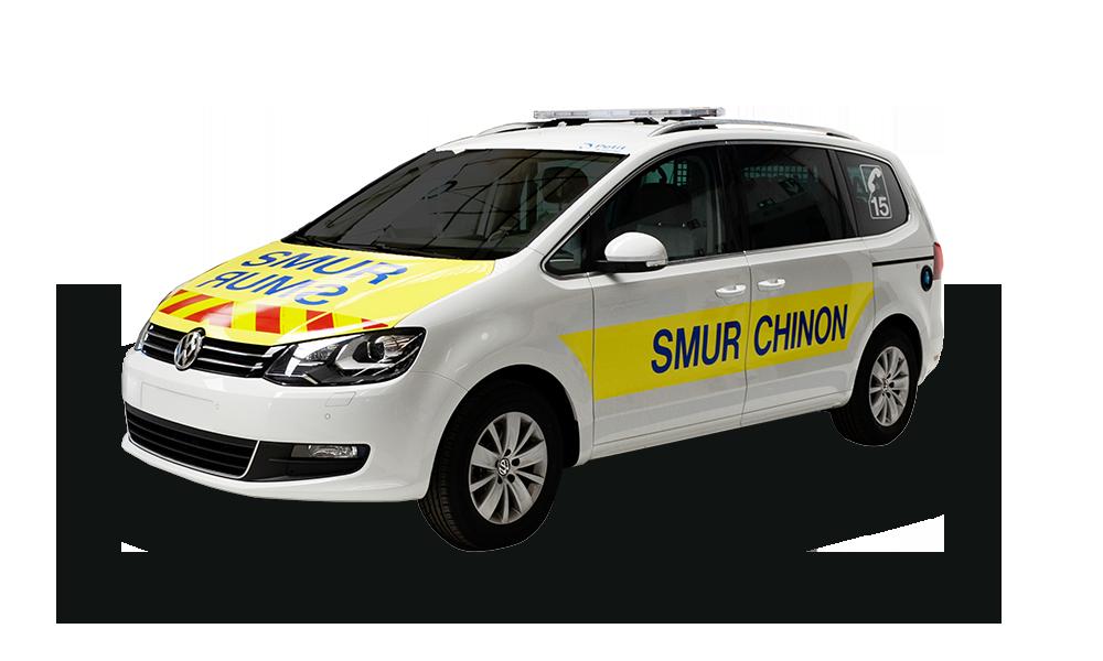 Les véhicules légers médicalisés