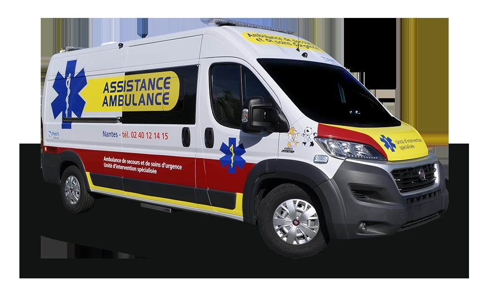 Ambulances spécifiques