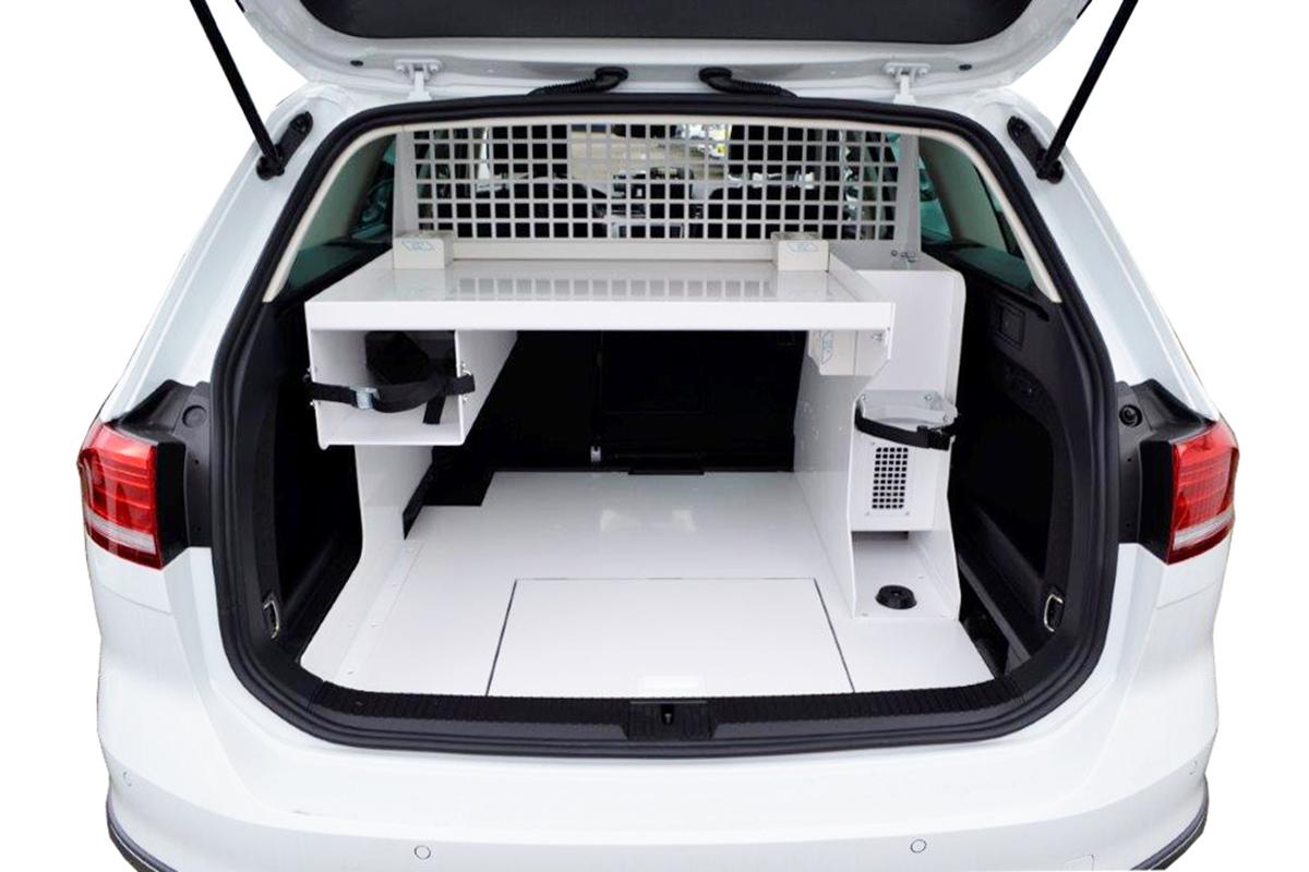 Aménagement véhicules légers médicalisés