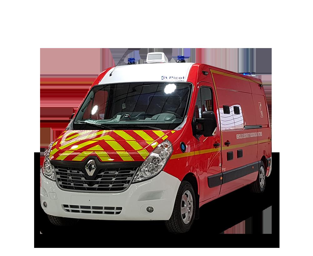 Véhicules d'urgences Petit