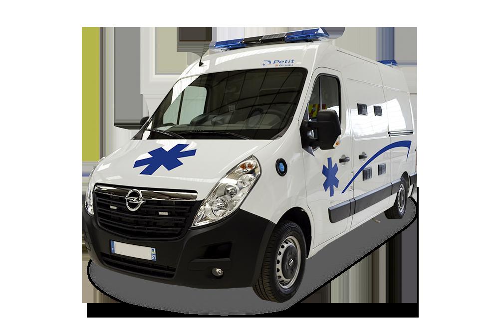 Opel Movano L2H2 aménagement standard