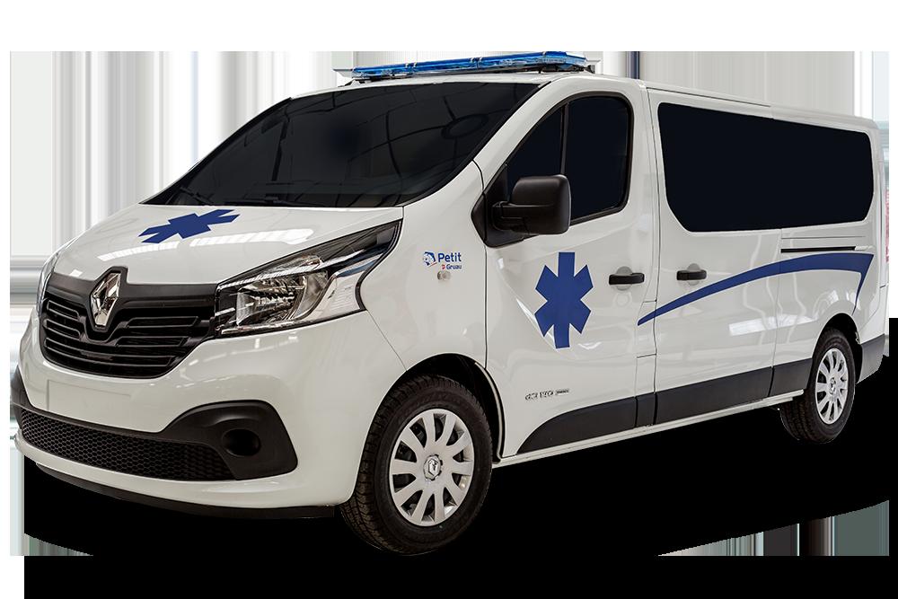 Petit Picot - le spécialiste des ambulances