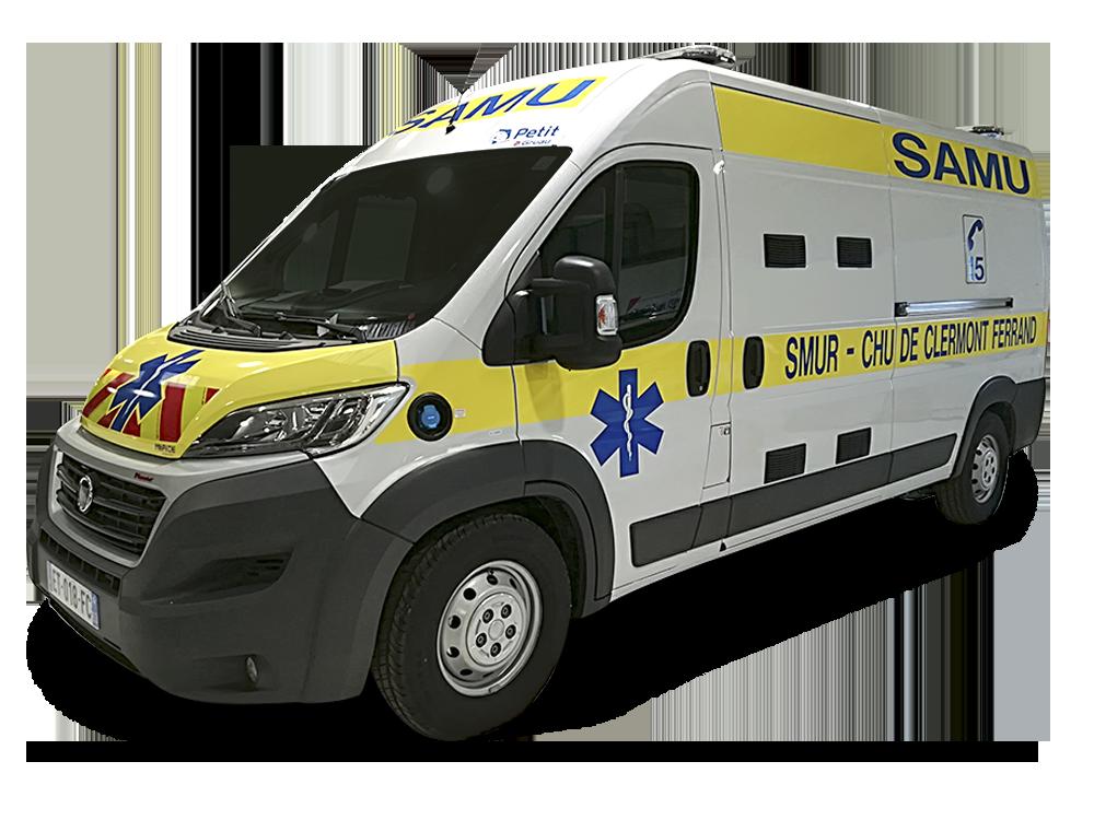Petit Picot - le spécialiste des véhicules de secours